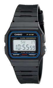 Black Casio Sport Men's