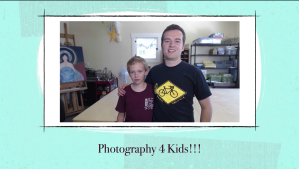 best online courses for kids Udemy Photography 4 kids