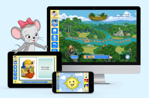 best online courses for kids ABC Mouse