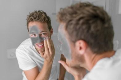 best charcoal masks for men
