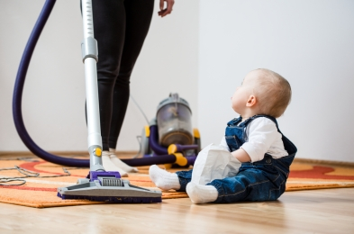 cleaning moms