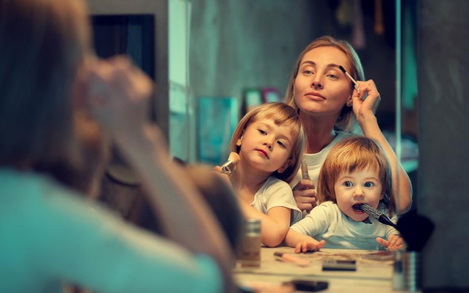best makeup for moms