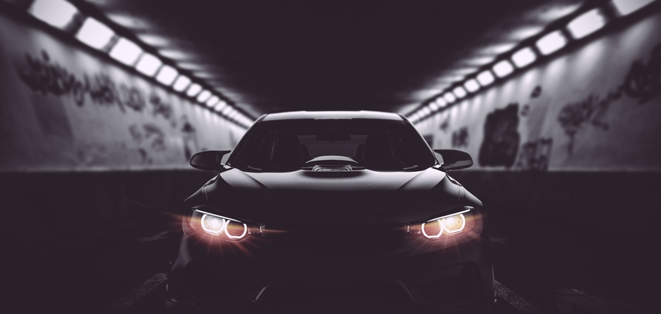 LED car headlights kit