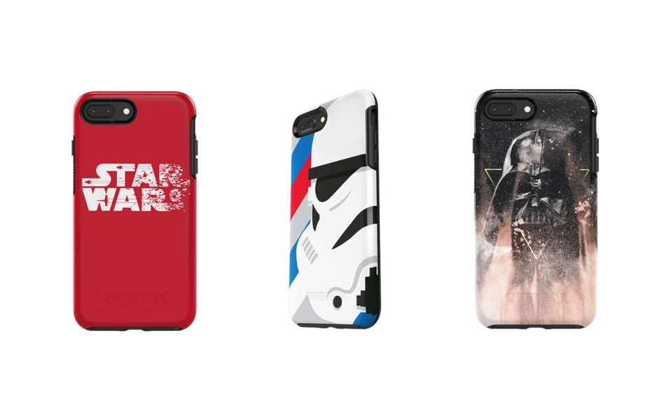 star wars otterbox collection