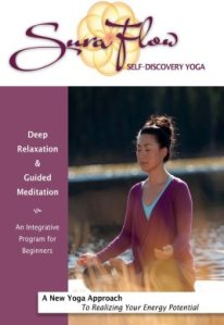Sura Flow Yoga Guided Meditation DVD