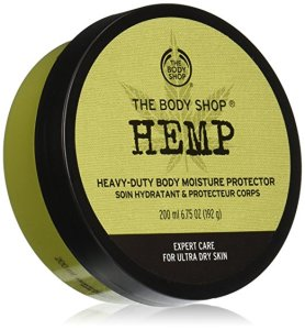 The Body Shop Hemp Heavy-Duty Body Moisture Protector