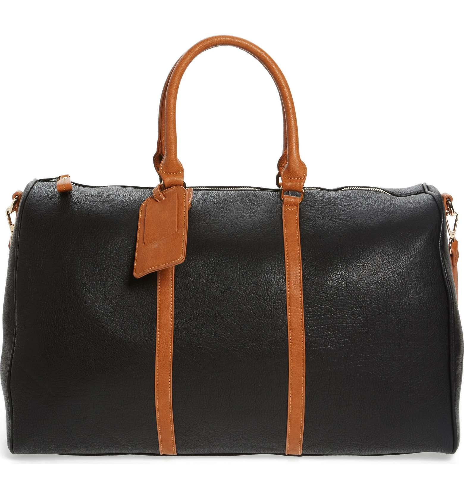 sole society vegan leather travel bags duffel lacie faux