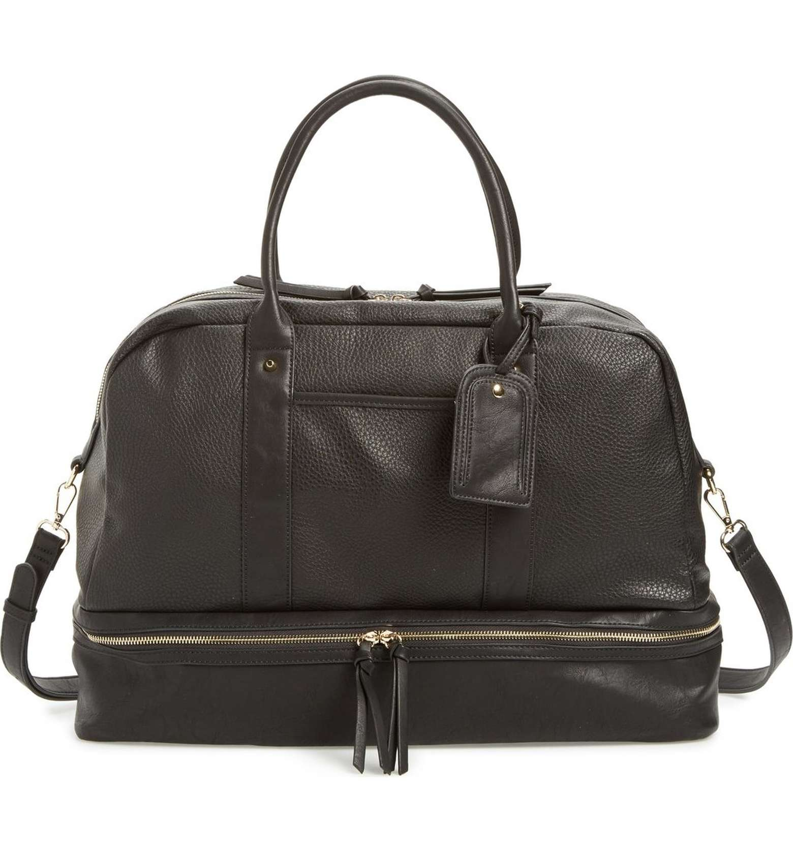 sole society vegan leather travel bags mason weekend