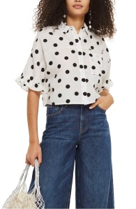Spot Shirt Topshop