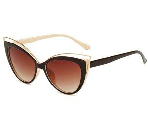 Cat Eye Sunglasses Keluoze