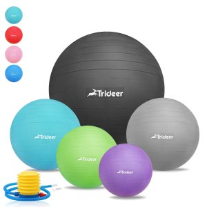 Exercise Ball Trideer