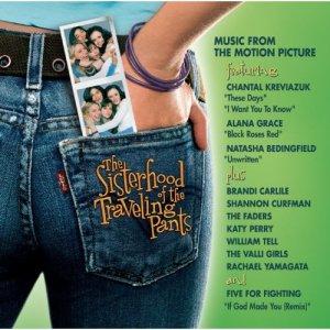 Various Artists Sisterhood of the Traveling Pants