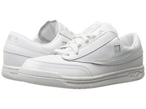 White Tennis Shoes Fila