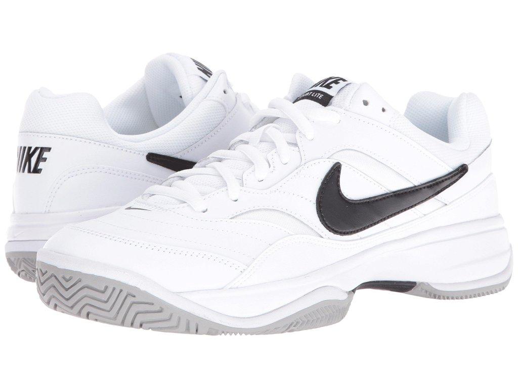 White Tennis Shoes Nike