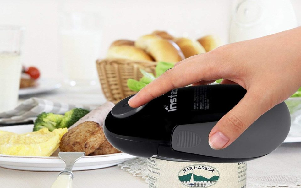 best electric can opener amazon deal