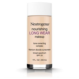 Foundation Neutrogena Longwear
