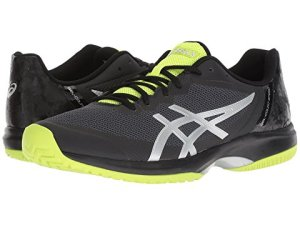 Black Tennis Shoes Asics