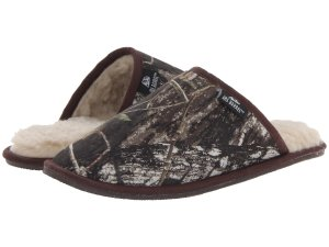 Fleece Slippers Camo