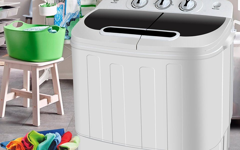 Laundry Tips: Best Portable Washer and