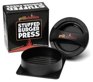 Stuffed Burger Press How To