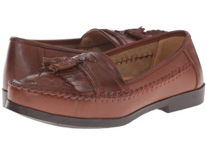 Brown Loafers Western Women's