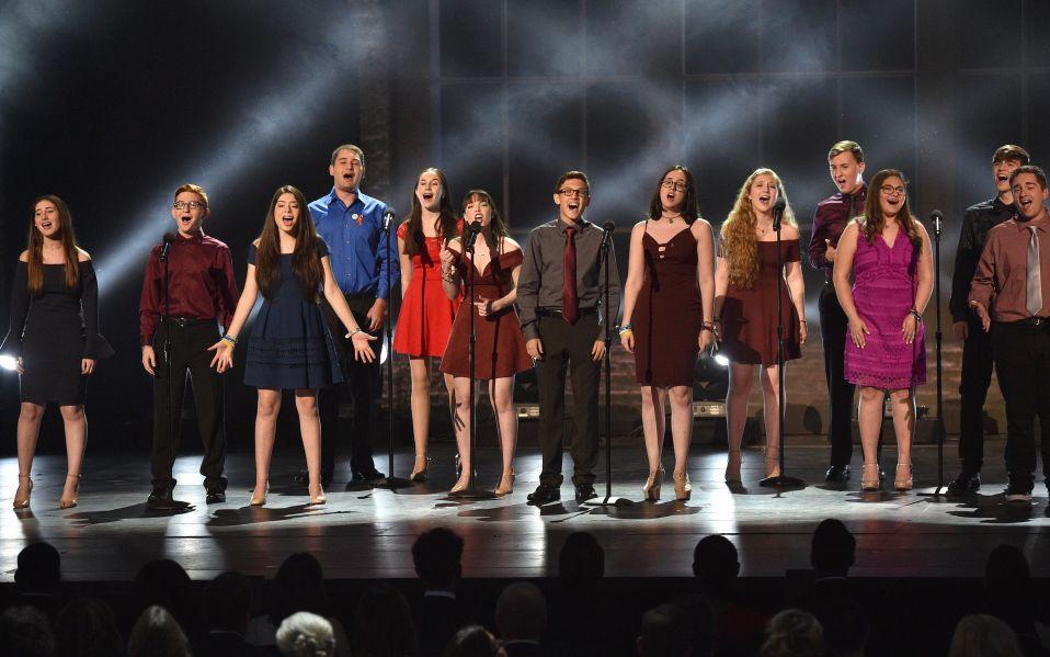 Parkland Performance Tony Awards