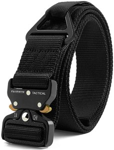 tactical belts fairwin