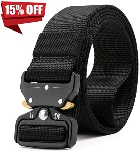tactical belts ideatech
