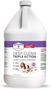 stuart pet supply co professional strength deep clean