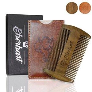Anti-Snag Beard Comb