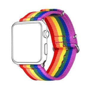 Apple Watch Band Rainbow