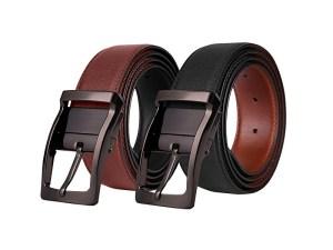 Bestkee Mens Leather Belts