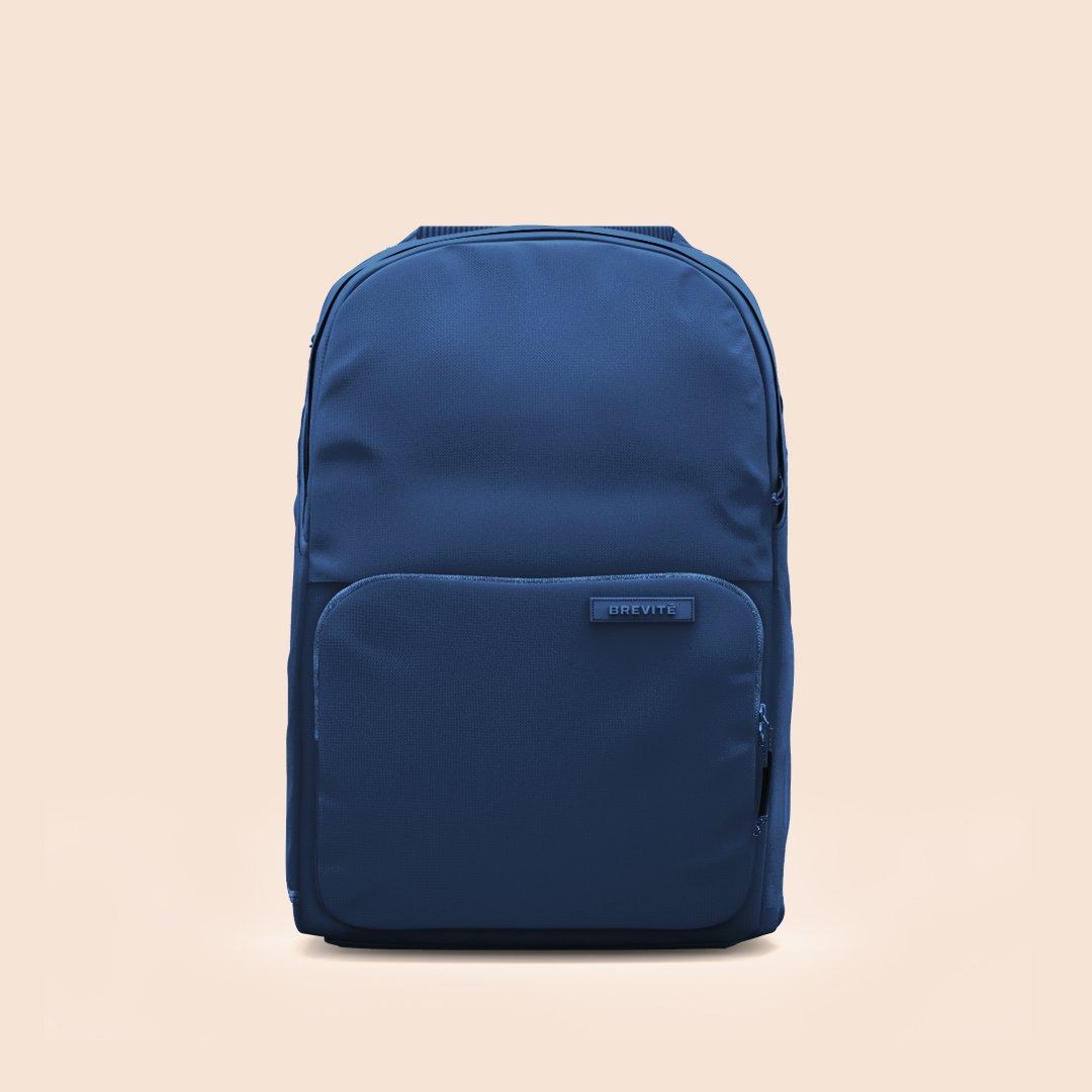 Blue brevite backpack, best backpacks under $100