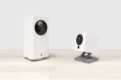 wyze home security camera