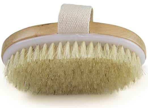 hcellulite body dry brush