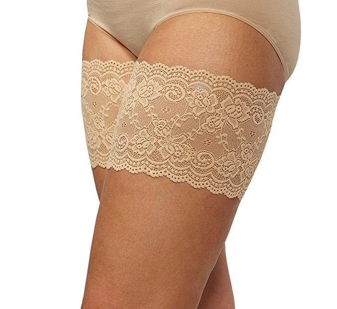 bandelettes thigh wrap chafing