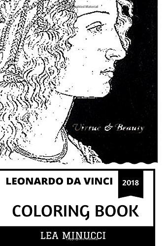 Da Vinci coloring Book