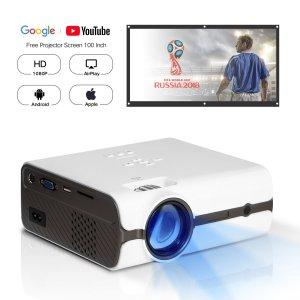 DOACE P3 HD 1080P Video Projector