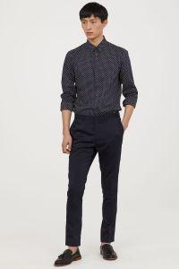 Dot Shirt H&M