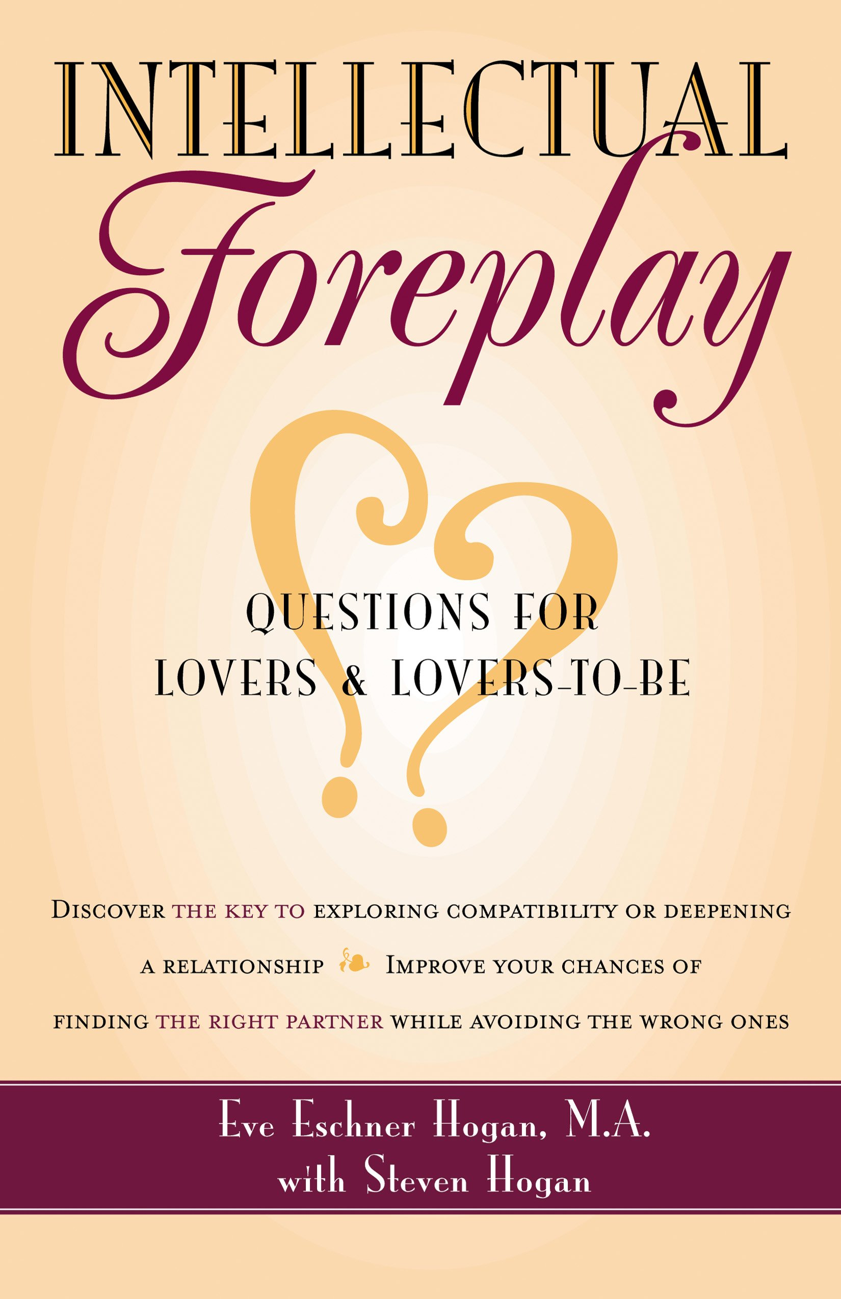 intellectual foreplay book