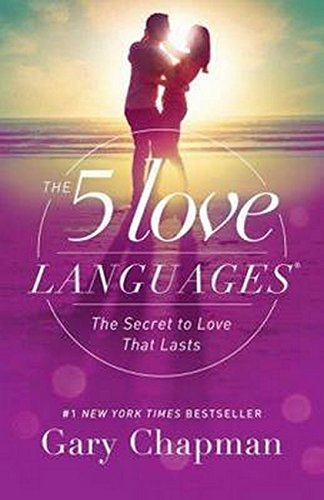 long distance relationships advice best books on Amazon 5 love languages