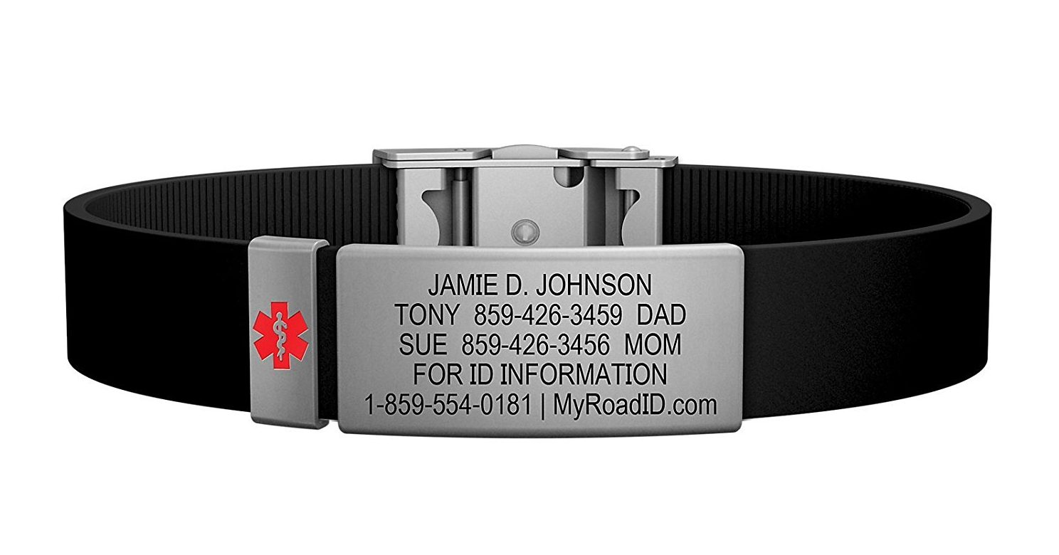 Alert Bracelet for runners