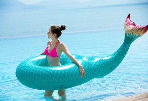 Mermaid Floatie