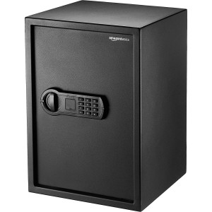 AmazonBasics Home Keypad Safe, Best Home Safe