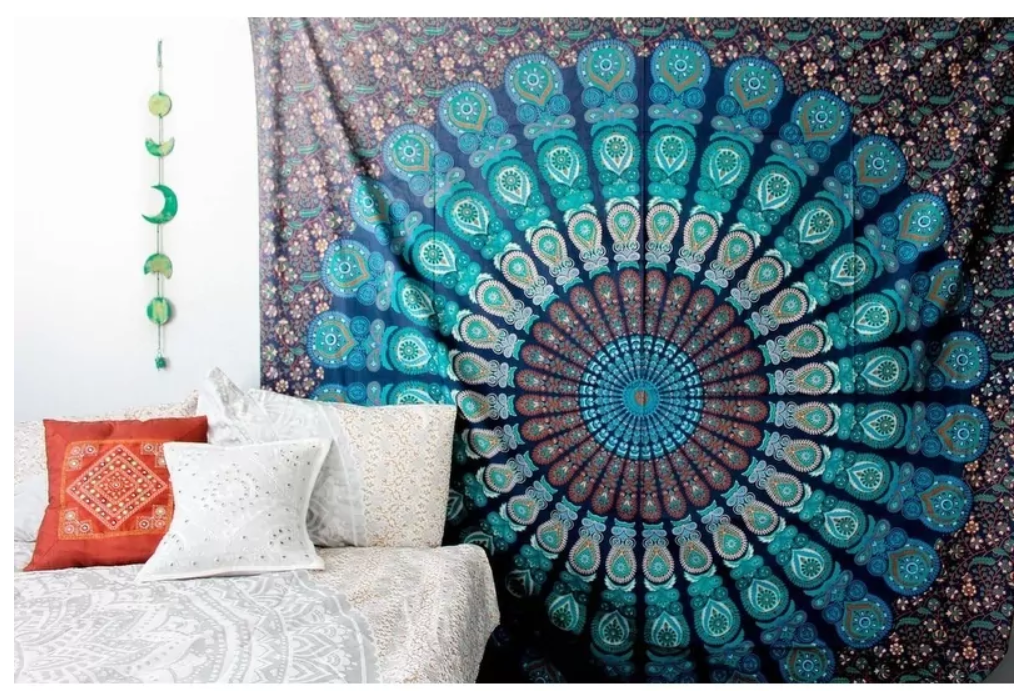 bohemian home decor overstock sale