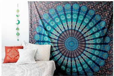 bohemian home decor overstock sale