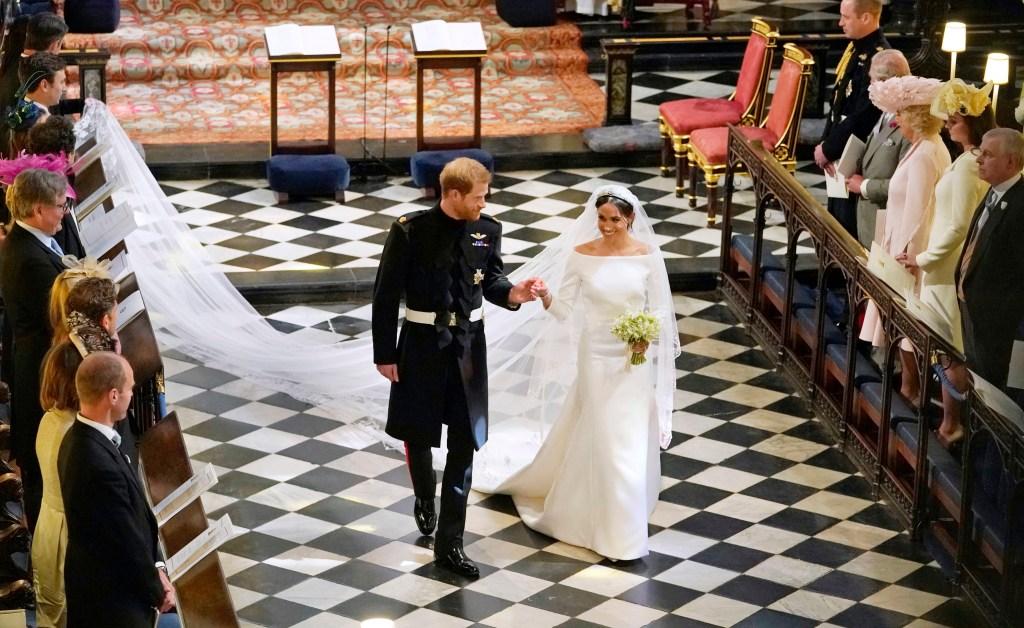 prince harry meghan markle wedding soundtrack