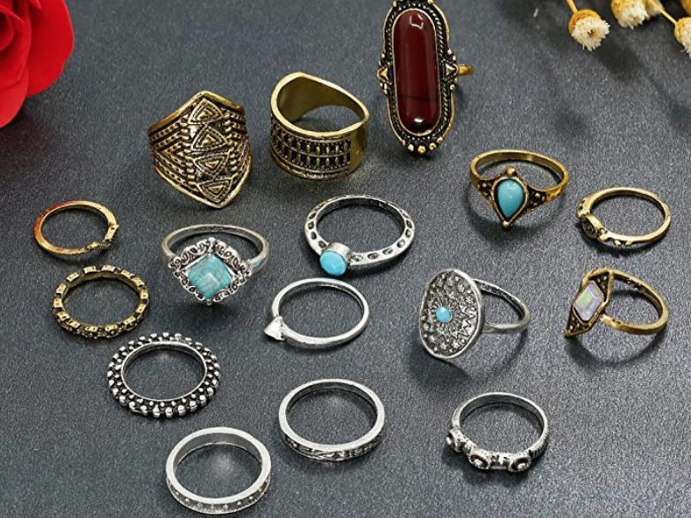 Best Stackable Ring Sets Under $10: