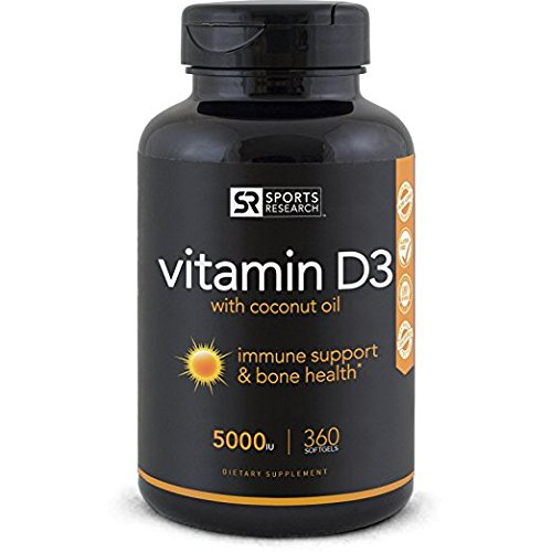 seasonal affective disorder natural treatments summer SAD depression vitamin d3 with coconut oil capsules tablets