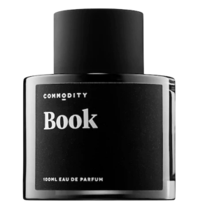 Book Perfume Commodity